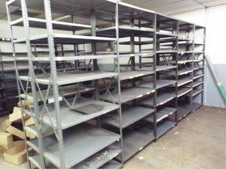 10   Metal Shelves