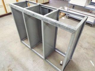 1  Metal shelf