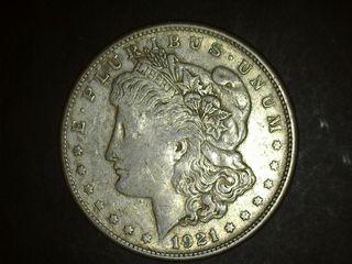 1921   S Peace Silver Dollar