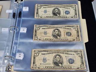 3    5 Bills