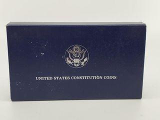 1987 Silver Dollar