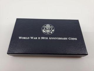 World War II 50th Anniversary Set
