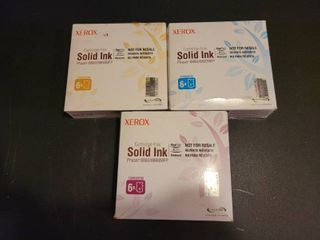 lot or Xerox Ink