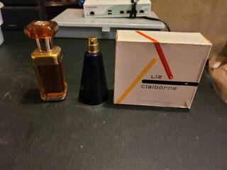 lot of perfumes