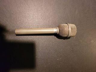 Vintage dynamic microphone