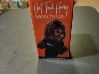 Hat trick Gary bobblehead