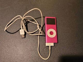 IPod with charger