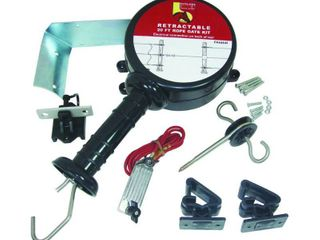 Field Guardian Retractable Rope Gate Kit  20 Feet