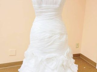 TWO by Rosa Clara size 10 Wedding Gown