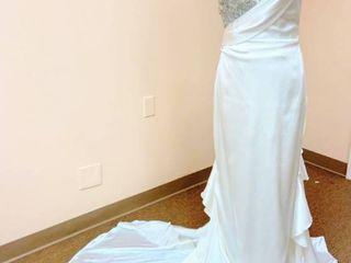 San Patrick size 10 Wedding Gown