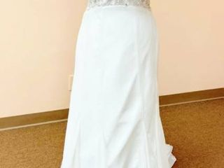 San Patrick Size 10 Designer Bridal Gown