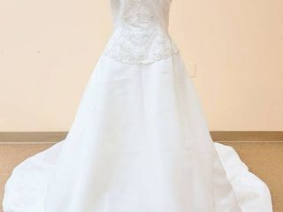 2be Size 14 Ivory Bridal Gown