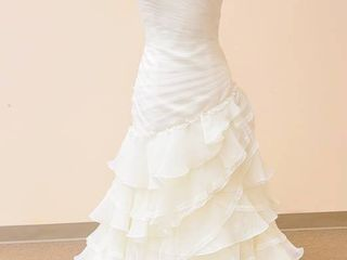 Two by Rosa Clara Size 12 Ivory Bridal Gown