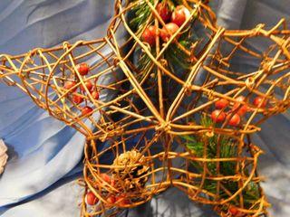 17  Grapevine Star Decoration