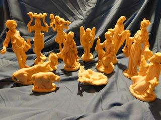 13 Piece Nativity Set