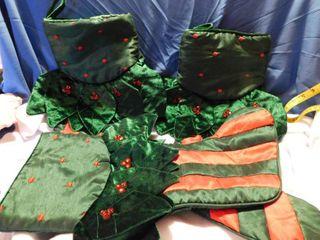 3 Matching Stockings 21  long