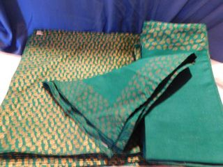 Set of 20 Placemats   Cloth Napkins