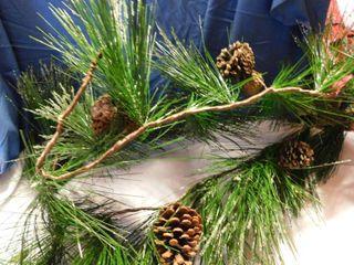 6  Piece of Pine garland