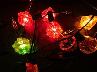 Vintage Christmas light String