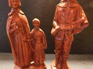 Ceramic Pilgams Set