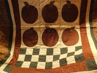 Quilted Fall Wall Hanging