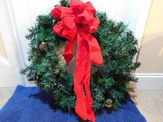 Traditional Christmas Wreath  28