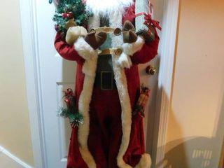 5 Foot Santa Decoration