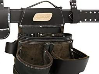 AWP leather Tool Apron Carpenters