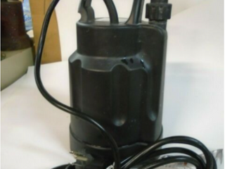 Utilitech Submersible Water Utility Pump