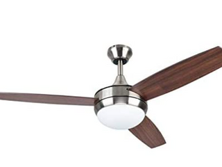 Harbor Breeze Beach Creek Brushed Ceiling Fan