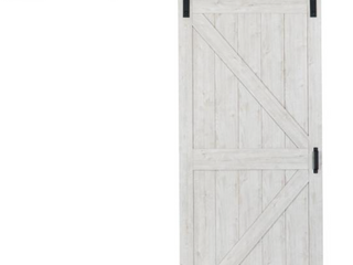 Interior Soft Close Barn Door Kit