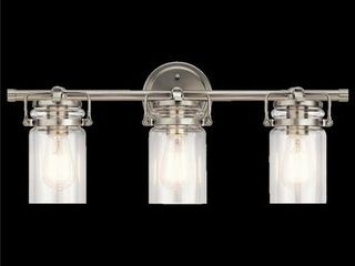 Kichler Brinley Collection Bath 3 light Mount