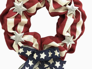 Holiday living American Pride Wreath