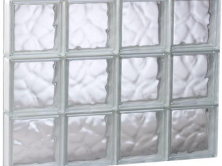 Glass Window Block