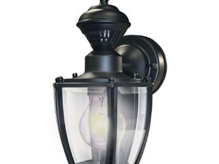 Portfolio Motion Activated Outdoor Wall light