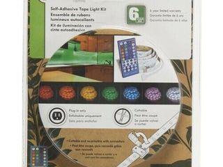 lED Reel Tape light w  RGBW Colors  amp  IR Wireless Remote Control