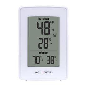 AcuRite Digital Weather Station w  Wireless Outdoor Sensor