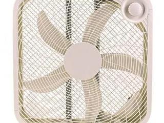 Utilitech 20 in 3 speed Indoor Box Fan