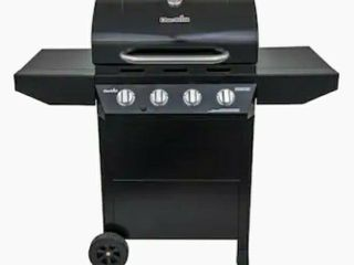 Char Broil 4 Burner Grill