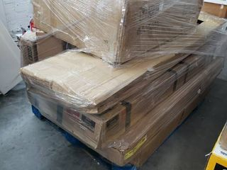 Pallet of 1 of 2 boxes