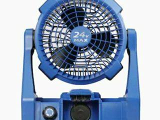 24 Volt Kobalt Fan