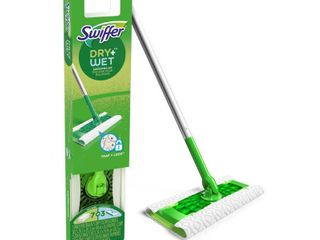 Swiffer Sweeper Floor Mopping Cleaning Kit