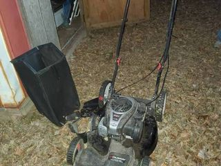 Murray lawn Mower with Bag