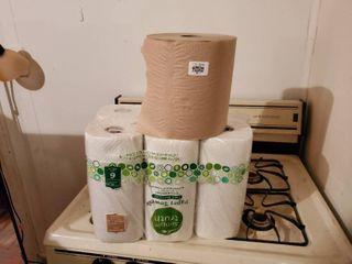 lot of Paper Towels