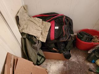lot of Misc  Bags