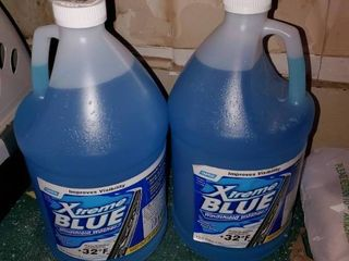 2 Bottles of Xtreme Windshield Wiper Fluid