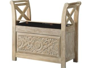 Signature Design by Ashley Fossil Ridge Accent Bench