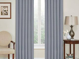 2 panels Eclipse Kendall Blackout Window Curtain Panel