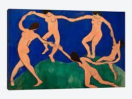 iCanvas Henri Matisse  The Dance I  Canvas Print Wall Art