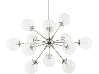 Carson Carrington Tova 12 light Sputnik Chandelier  Retail 327 99